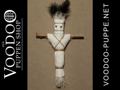 Boogyman Doll white